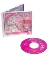 Barbie Print 'n Play - PC - $8.99