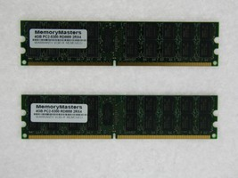 8GB  (2X4GB) MEMORY FOR DELL POWEREDGE SC1435 T300 T605