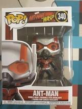 Funko Pop! Ant-Man Vinyl Figure #340 Marvel Ant Man the Wasp  - $10.99