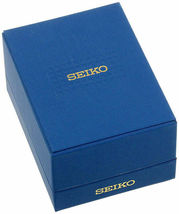 Seiko SUP317 Women's 18mm Black Dial Stainless Steel Solar Powered Watch **NWT** image 3