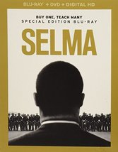 Selma (Blu-ray + DVD)