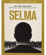 Selma (Blu-ray + DVD) - $5.95