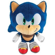 "Sonic Boom 6"" Head Plush Soft Toy - Sonic - T22311 - New - $18.68"
