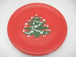 """Waechtersbach Christmas Tree 10"""" Dinner Plate Utensil Scratches - $14.84"""