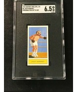1932 GODFREY PHILLIPS #2 JACK DEMPSEY - SGC 6.5 EX-MT+  PERSONALITIES OF TODAY - $79.15