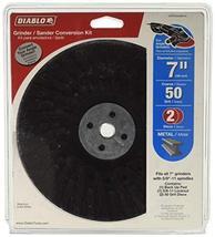 "Lit Freud DCP070VGPS01G Diablo Steel Demo Flap Disc, 4-1/2"" - $14.53"