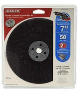 DIABLO 7X5/8 FIBER DISC PAD KIT - $14.53