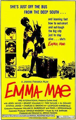 Primary image for Emma Mae - 1976 - Movie Poster