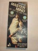 Vintage game  Invicta 1972 Original Master Mind Mastermind Strategy Game  - $18.69