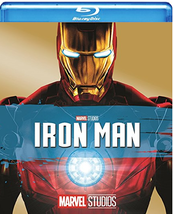 Iron Man [Blu-ray+Digital]
