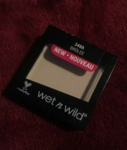Wet n Wild Color Icon Eyeshadow Single, 348A Brulee 0.06 oz. NEW - $7.72