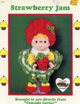 Strawberry Jam Dumplin Designs Cupcake Corner Crochet PATTERN/INSTRUCTIONS - $3.57