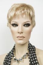 Butterscotch And Champagne Blonde  Blonde Short Jon Renau Petite Straight Wigs - $107.71