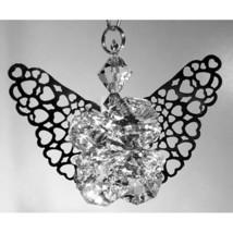 Suncluster Crystal Angel Ornament image 1