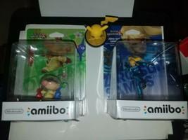 Olimar, Zero Suit Samus, Picahu Amiibo Lot 3 Nintendo Smash Bros. Open Box Used - $24.19