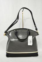 NWD Brahmin Large Duxbury Satchel/Shoulder Bag in Charcoal Westport image 12