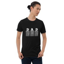 MENS GUITAR CHORD SHIRT / DAD SHIRT / DAD SHORT-SLEEVE UNISEX T-SHIRT image 7