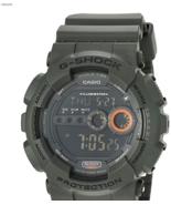 Casio Men's XL Series G-Shock Quartz 200M WR Shock Resistant Resin Color - $74.95