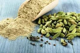 Ceylon Organic Herbal Cardamom Powder 50g - Sri Lanka Reg Post Tracking - $12.98
