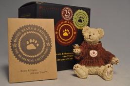 Boyds Bears & Friends Truffle D. Sweetbeary  2005-21  So Much Chocolate - $19.30