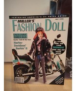 Miller's Fashion Doll Magazine Back Issue July 1998 Harley Davidson Barb... - $14.84