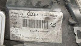 03-06 Audi A4 Cabrio Convertible XENON HID Headlight Head Lights Set L&R image 4