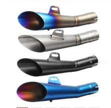 Universel Motorcycle Slip-on Exhaust GP Muffler Pipe for Escape Moto Sco... - $56.69