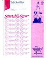 Stretch & Sew Pattern 425 ~ Ladies' Gored Skirts ~ Hip 30-46 - $8.79