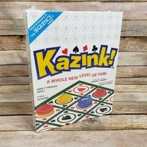 Kazink Family Board Game Stack Em Up English Spanish Instructions 2-4 Pl... - $34.65