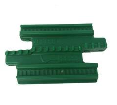 Fisher Price Geo Trax Vert Groove Connecteur Piste Route Plastique Recha... - $5.04