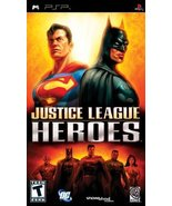 Justice League Heroes - Sony PSP [Sony PSP] - $13.80