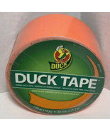 Duck Tape - 15 Yards, Neon Orange  - 15 Yards, Neon Orange - $7.38