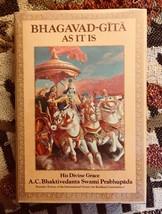 BHAGAVAD-GITA AS IT IS  - A. C. Bhaktivedanta Swami Prabhupada - 2nd Pri... - $147.00