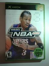 NBA 2K2 (Microsoft Xbox, 2002) - $4.84