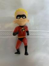 "McDonald's Happy Meal Toy Disney Pixar The Incredibles Dash Action Figure Sz 5"" - $9.49"