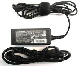 Genuine Toshiba Laptop AC Power Adapter PA5177U-1ACA ADP-45YD A G71C000GV110 45W - $18.99