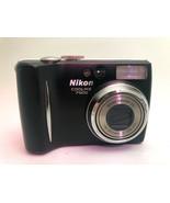 Nikon COOLPIX 7900 7.1MP Digital Camera - Black For Parts - $21.77