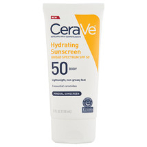 CeraVe Sunscreen Body Lotion SPF 50 5 oz  - $20.73