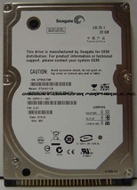 "20GB IDE 2.5"" Drive Seagate ST920217A Tested Good Free USA Ship Our Drives Work"