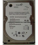 "20GB IDE 2.5"" Drive Seagate ST920217A Tested Good Free USA Ship Our Driv... - $19.55"