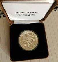 Lettonia Moneta da 5 euro Old Stenders, Lettonia, Lettland, Silver CoA - $92.75