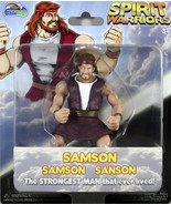 Samson Spirit Warrior Action Figure Strongest Man Ever Lived NEW Tales o... - $12.76