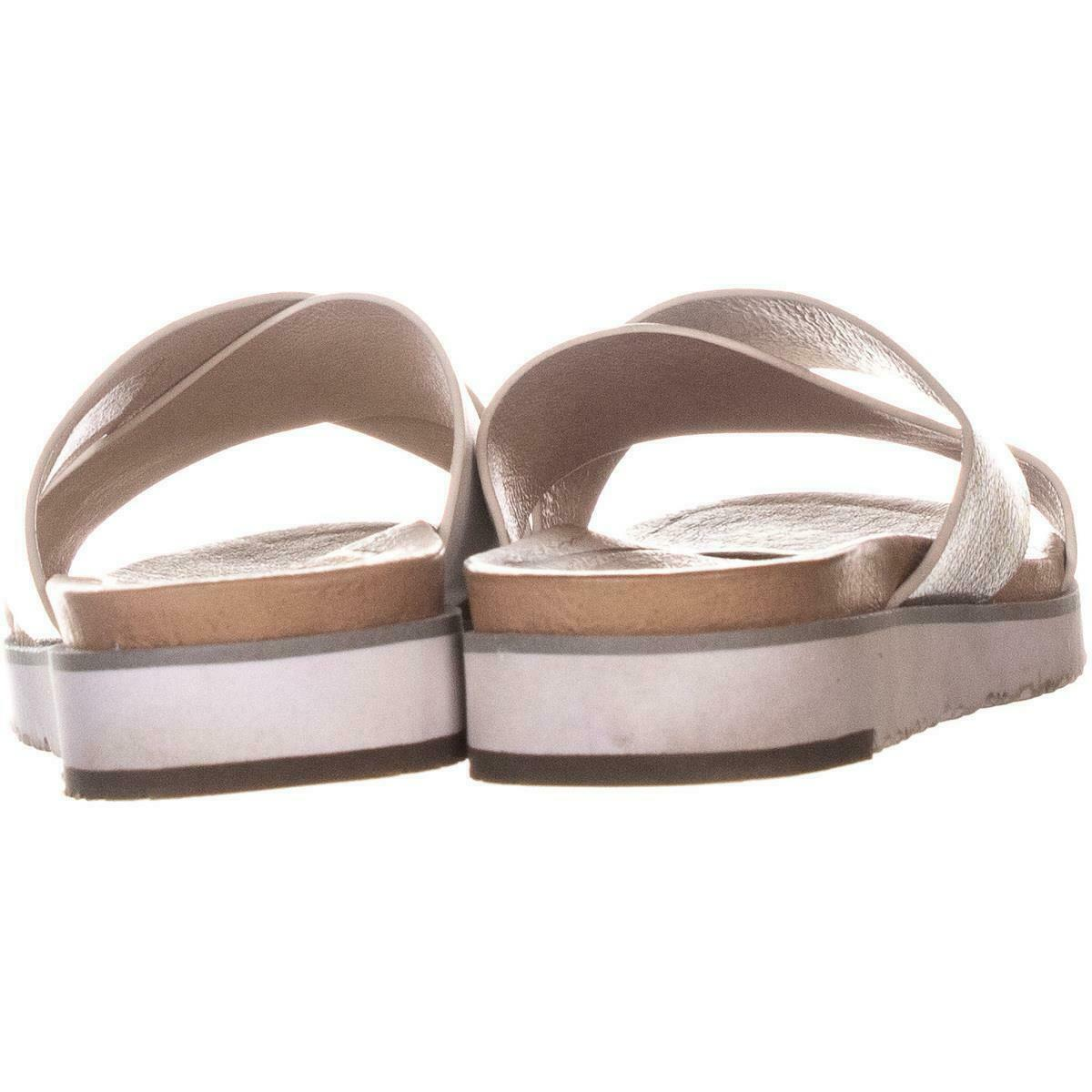 58f8a68feae UGG Kari Slide Sandals 394, Silver, 8.5 US / and 50 similar items