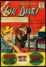 LOVE DIARY #20 1962-CHARLTON COMICS-BOAT COVER VG - $25.22