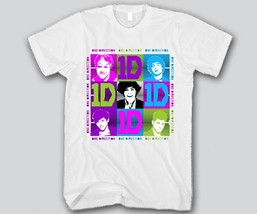 1D Small Faces Unisex T-shirt Funny and Music - $20.39+