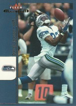 2002 Fleer Maximum #120 Darrell Jackson  - $0.50