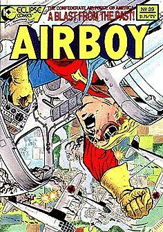 Airboy (1986 series) #39 [Comic] [Jan 01, 1986] Eclipse Enterprises