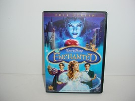 Enchanted Walt Disney DVD Movie - $5.84