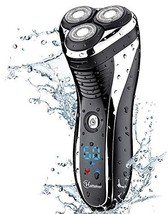 HATTEKER Electric Shaver Rotary Razor Men Cordless Beard trimmer Pop-tri... - $44.44