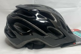 BELL Cadence Adult 14 and up Bicycle Helmet Black Dial Adjustable - $34.50